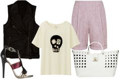 Tee Outfit