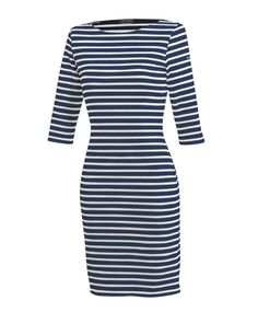 Jourdain specializes in the online sale of Dale of Norway, Elisa Cavaletti and Saint James brands of clothing. Free delivery in Canada. Cute Dresses, Casual Dresses, Short Dresses, Dresses For Work, Dresses With Sleeves, Summer Dresses, Saint James, Nautical Dress, Nautical Fashion