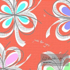 Elizabeth Kitching   Make it in Design   Module 3 - Monetising your designs   The Art and Business of Surface Pattern Design   April 2015