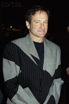 American Actor Robin Williams - 42-17258424 - Rights Managed - Stock Photo - Corbis