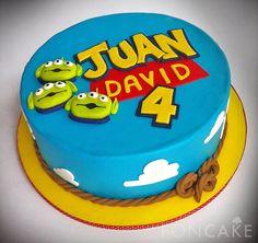 Toy Story Cake - Torta de Toy Story