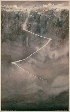 Tolkien Art Gallery: Alan Lee