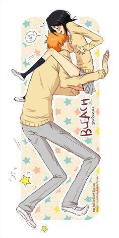 Ichigo & Rukia | Bleach #anime