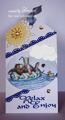 House-Mouse & Friends Monday Challenge, HMFMC, House-Mouse Designs, Sketch, http://housemouse-challenge.blogspot.com/
