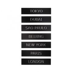 city life wall tiles (255 VEF) ❤ liked on Polyvore featuring home, home decor, wall art, text, words, backgrounds, fillers, metal wall signs, metal signs and typography wall art