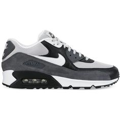 Nike Air Max 90 Essential Sneakers (415 PLN) ? liked on Polyvore