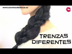 Trenzas diferentes. Different Braids.