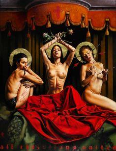 - inspiration for SexyMuse.com - Saturno Butto