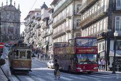 Tranvía/autobús_Oporto