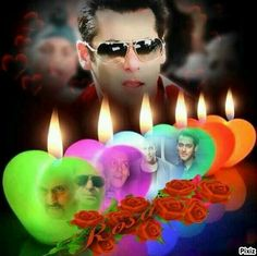 Happy birthday Salman khan 🎂 love you loads😚