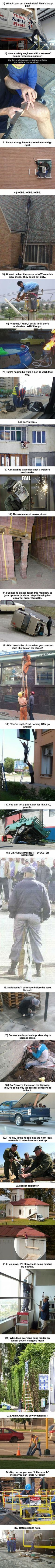 These 25 People Are About To Feel Serious Pain. But They Sorta Have It Coming, LOL.