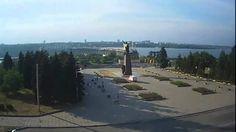 Ukraine War Zaporozhye Lenin waving Ukrainian Flags Ukraine News ...