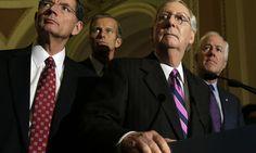 Conservative Group Raises Cash To Help GOP Senators Block Supreme Court Nominees