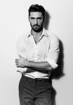 crisp white shirt #portraitphotography