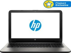 HP 15-af008AX APU Quad Core A8 - (4 GB/1 TB HDD/Free DOS/2 GB Graphics) Notebook N4F83PA#ACJ Rs.26990 Price in India - Buy HP 15-af008AX APU Quad Core A8 - (4 GB/1 TB HDD/Free DOS/2 GB Graphics) Notebook N4F83PA#ACJ Turbo SIlver Color With Diamond & Cross Brush Pattern Online - HP : Flipkart.com