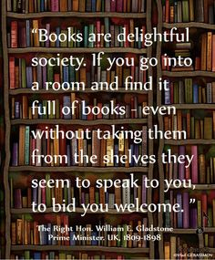 this is why I love books