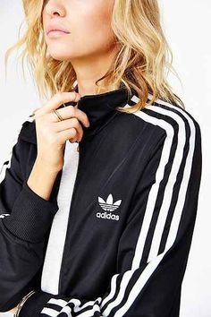 adidas Originals Firebird Track Jacket - Urban Outfitters More