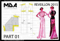 Modeler: A3 Numo 0154 DRESS - NEW YEAR COLOR ROSE