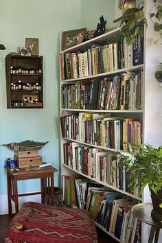 Are you seeking a spectacular stash of herbal medicine books? We're happy to present seven special reading lists that highlight our personal picks. Your Guide to the Best Books on Herbal Medicine, Foraging, and Herb Gardening. Ready to build your botanical bookshelf? Here's a complete list of our herbal book reviews & recommendations. #herbalist #herballibrary #herbschool #herbalism #herbs #herbaleducation #herbbooks #herbalismbooks #herbalstudies #foraging #bestherbbooks #herb #herbbooklist