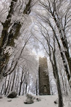 Snowy tower,Soriano nel Cimino, Viterbo I love snowy pictures Beautiful World, Beautiful Places, Italy Tours, Winter Beauty, Through The Looking Glass, Italy Travel, Places To See, Around The Worlds, Nature