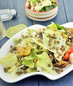 Antioxidant, Iron and Protein Rich Healthy Lunch Salad http://blog.boylazy.com/recipe/antioxidant-iron-rich-healthy-lunch-salad?utm_campaign=crowdfire&utm_content=crowdfire&utm_medium=social&utm_source=pinterest #mealprep #healthydiet #dieting #slimming #workout #mealprepping #nutritionclub #cleaneatingaddict #macros #calories #fitfoodie #fitdutchies #eatright #healthandfitness #wholefood #healthymind #stayhealthy #eatinghealthy #healthymom #healthychoice #healthymeal #getlean…