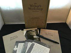 Find many great new & used options and get the best deals for The Writers Workshop in a Box - Edited by Sandra Bark at the best online prices at eBay! Sign Writer, Letter Writer, Goosebumps Monsters, Penguin Modern Classics, Writer Workshop, Hand Painted Signs, Writers, Cards Against Humanity, Teaching