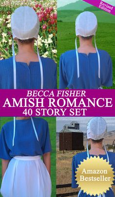 Amish Romance: 40 story set by Becca Fisher ~ Book Blast~  several series in one volume