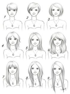 how to draw a head from the side base - Google Search
