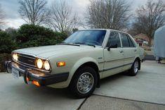 Hemmings Find of the Day 1981 Honda Accord sedan Ride 2, Honda Cars, Love Car, First Car, Japanese Cars, Honda Accord, Jdm, Old And New, Vintage Cars