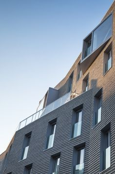 Gallery of LENS 021 Housing / Urban Platform - 6