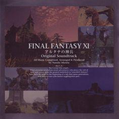Final Fantasy XI: Wings of the Goddess - Original Soundtrack *NEW*