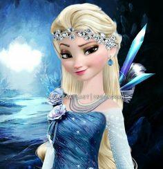 Frozen Elsa in fashion. Princesas Disney Dark, Princesa Disney Frozen, Disney Princess Frozen, Disney Princess Drawings, Disney Princess Pictures, Princess Cartoon, Elsa Frozen, Elsa Moderna, Princesse Disney Swag