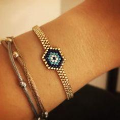 Nazar boncuğunun her türlüsünü severiz  #miyuki #miyukilove #miyukibeads #miyukikolye #miyukibileklik #miyukibileklikler #miyukiaddict #nazarboncugu #nazarboncuklubileklik #nazarboncuğu #bileklik #bracelet #mavi #blue #evileye #handmade #handmadejewelry #handmadejewellery #madewithlove #izmir #izmirturkey #leydimiyuki #aksesuar #takı #taktakıştır #simgenintakıları #moda #fashion #altın #gold