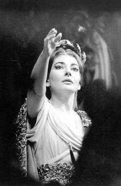 Maria Callas - The ultimate Greek icon.