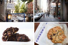 From an authentic bagel to a foldable slice of pizza and all the fine dining spots in between, here are the foods that must be taste when in The Big Apple.