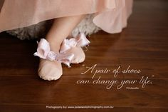 """www.jadereadphotography.com.au """"A pair of shoes can change your life."""" #cinderella #shoes #glassslipper Newborn Photographer   Jade Read Photography   Upper Coomera, Gold Coast"""