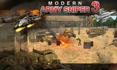 Modern army sniper shooter 3 for Android is very popular and thousands of gamers around the world would be glad to get it without any payments. Modern Army Sniper Shooter 3 Apk Free Download for Android