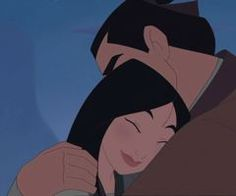 What Disney Couple is your Ideal Relationship: mulan and shang