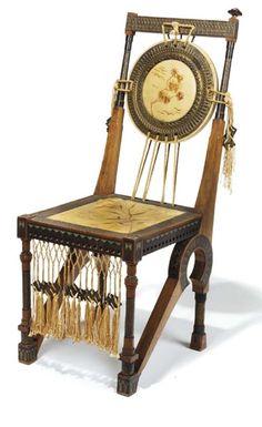 CARLO BUGATTI (1856-1940) | Fine Art Auction | Lot Details | Christie's