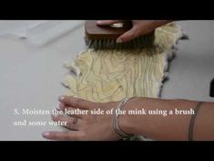 Fur Technique Tutorial - Minty Way Chinchilla Fur, Leather Skin, Couture Sewing, Faux Fur Vests, Mink Fur, Tutorial, Fur Jacket, Leather Craft, Sewing Patterns