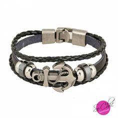 Bracelet ancre - Boutique Sochic <3 Prix >>