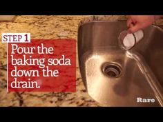 How to Unclog Your Drain with 2 Common Household Products – No Harsh Chemicals! - DIY & Crafts