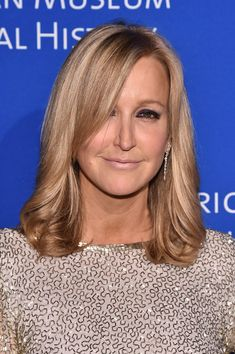 Lara Spencer Mid-Length Bob - Lara Spencer topped off her look with a feathery lob when she attended the 2016 American Museum of Natural History Gala.
