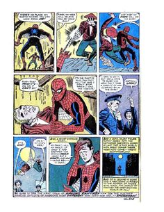 Read Amazing Fantasy 15 - Spider Man ebooks online