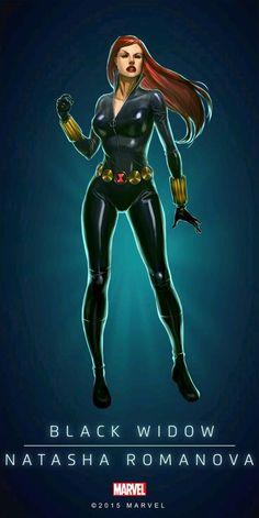 Black Widow - Natasha Romanova