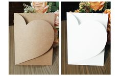 Rustic Wedding Guest Book, Handmade Birthday Cards, Love Cards, Homemade Cards, Plant Hanger, Sewing Projects, Wedding Invitations, Stationery, Greeting Cards
