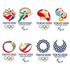 Tokyo 2020 Olympics unveils shortlisted logo designs
