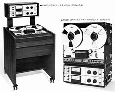 TEAC T-3600   1974
