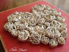 How to make paper flower bouquet from a french novel flower how to make paper flower bouquet from a french novel flower bouquets diy paper roses and novels mightylinksfo