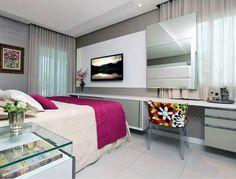 Dormitorio sutil!!